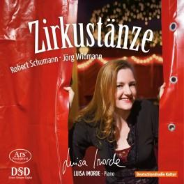 Schumann - Widmann : Danses de Cirque