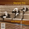 Röntgen : Trios avec piano Vol.1