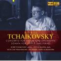 Tchaïkovski, Boris : Concerto pour violon et orchestre, Sonate pour violon et piano