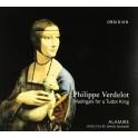 Verdelot : Madrigaux Pour Le Roi Tudor