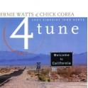 4 Tune / Ernie Watts & Chick Corea