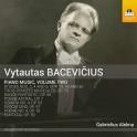 Bacevičius Vytautas : Oeuvres pour piano Vol.2