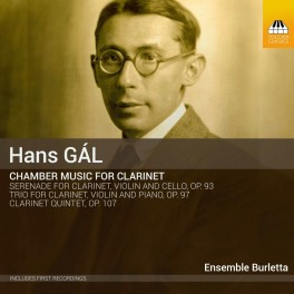 Gál : Intégrale de la Musique de Chambre pour Clarinette