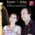 Kreutzer - Bochsa : Six Nocturnes Concertants pour harpe et violon