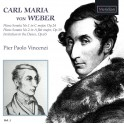 Weber : Sonates pour piano - Volume 1