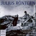 Röntgen : Sonates pour hautbois et basson