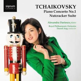 Tchaïkovski : Concerto pour piano, Suite de Casse-Noisette
