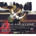 Let The Angels Sing / Chants de Noël pour flûte et choeur