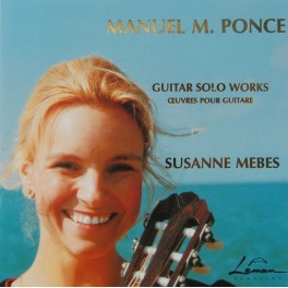 Ponce : Oeuvres pour Guitare