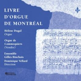 Livre d'Orgue de Montréal
