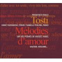 Tosti : Mélodies d'Amour