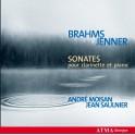 Brahms - Jenner : Sonates pour clarinette et piano