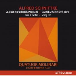 Schnittke : Musique de chambre Vol.2
