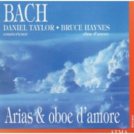 Bach : Arias & Oboe d'amore