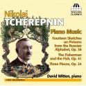 Tcherepnine, Nicolas : Oeuvres pour piano