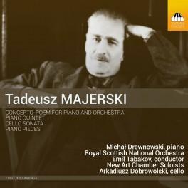 Majerski, Tadeusz : Concerto-Poème et autres oeuvres