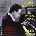 Live Performances de Beethoven et Bach / Julius Katchen