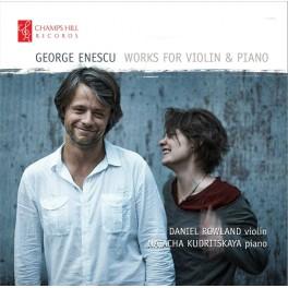 Enesco : Sonates pour violon et piano