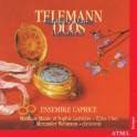 Telemann : Duos & Fantaisies