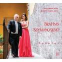Brahms - Szymanowski : Sonates pour violon et piano