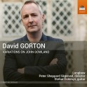 Gorton, David : Variations sur John Dowlan