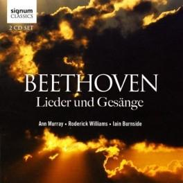 Beethoven : Lieder und Gesänge