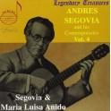 Segovia & Ses Contemporains - Volume 4