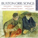 Orr, Buxton : Mélodies