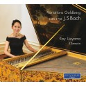 Bach : Les Variations Goldberg BWV 988 / Au Clavecin