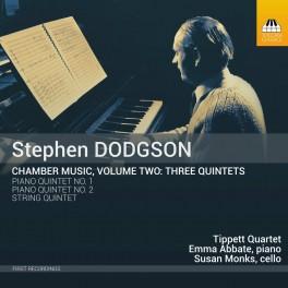 Dodgson, Stephen : Musique de Chambre Vol.2 - 3 Quintettes