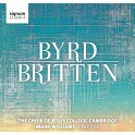 Byrd - Britten : Oeuvres Chorales