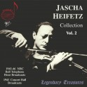 The Jascha Heifetz Collection - Volume 2
