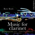 Boyle, Rory : Musique pour clarinette