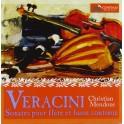 Veracini : Sonates pour flûte et basse continue