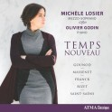 Temps Nouveau, mélodies françaises