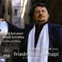 Schubert - Schnittke : Sonates et Mélodies