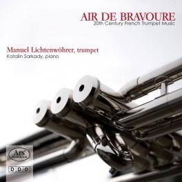 Air de Bravoure, Musique française du 20ème siècle pour trompette