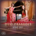 Grand Duet, Oeuvres pour harpe et piano