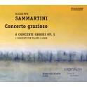Sammartini : Concerto Grazioso
