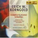 Korngold : Intégrale des Sonates pour piano