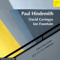 Hindemith, Paul : Oeuvres pour violoncelle et piano
