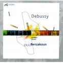 Debussy en blanc et noir