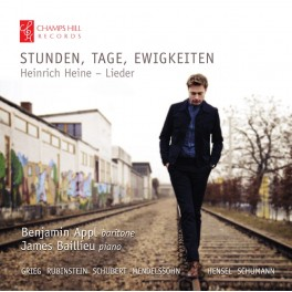 Stunden, Tage, Ewigkeiten - Heinrich Heine : Lieder