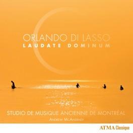 Lassus : Laudate Dominum
