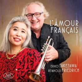 L'Amour Français, Oeuvres pour trompette et piano