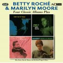 Four Classic Albums Plus / Betty Roché & Marilyn Moore