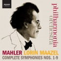 Mahler : Intégrale des Symphonies / Lorin Maazel