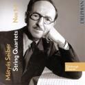 Seiber, Mátyás : Quatuors à cordes n°1 à 3