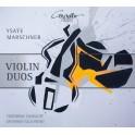 Ysaÿe - Marschner : Duos pour violon
