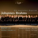Brahms : Un requiem allemand (version pour piano à 4 mains)